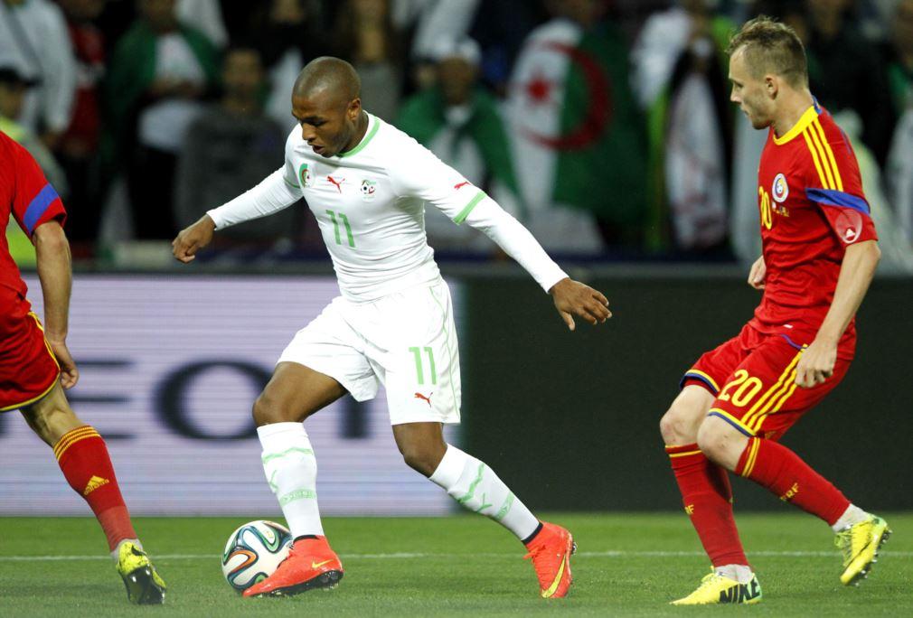 L'Algérie en pleine confiance.