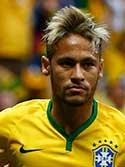 Brazil's Neymar.