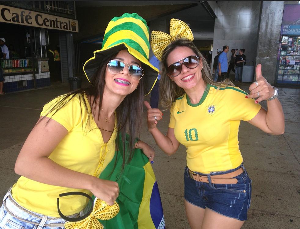 match du Cameroun contre le Brésil